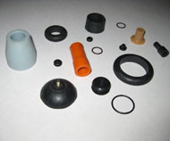 Inj and Compression Rubber Molding