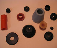 Rubber Molded Applications